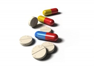 Prescription drugs, for migraine pain